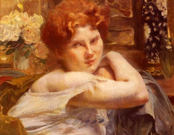 Le Femme Aux Cheveux Roux